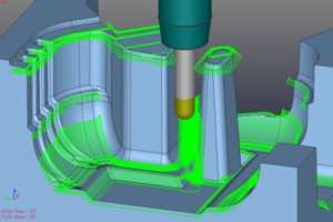 Z-level Re-machining with Multiple Tools