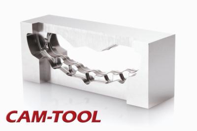 Vehicle Brake Caliper Milled with High-Speed CNC Machine